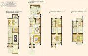 阿维侬庄园3室2厅3卫287平方米户型图