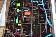 新凯广场交通图