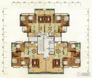 珠光流溪御景3室2厅2卫97--148平方米户型图