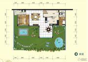台山颐和温泉城6室3厅4卫384平方米户型图