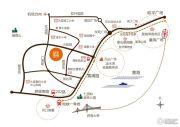 揽月湾交通图