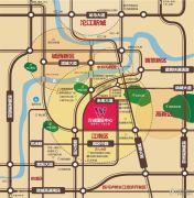 万诚国际中心交通图