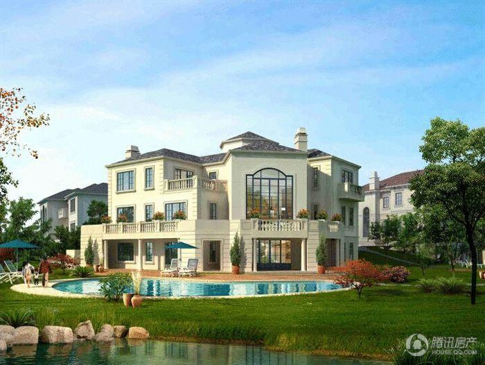翠金湖美墅岛新盘即将入市均价890万元/套