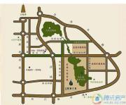 金地湖城大境交通图