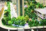 中国铁建国滨苑沙盘图