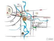 万润・北京运河湾交通图