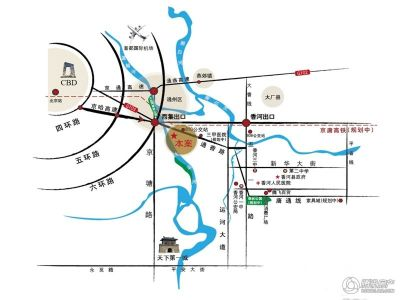万润・北京运河湾