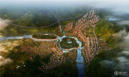 江山大名城