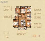 维维紫悦台4室2厅2卫0平方米户型图