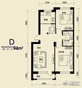 丰远・玫瑰城尚品0室0厅0卫0平方米户型图