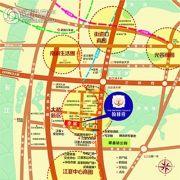 鸿发翰林府交通图