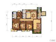紫薇永和坊4室0厅0卫190平方米户型图