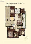 滨江保利・翡翠海岸5室2厅2卫0平方米户型图