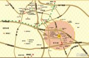 汇东美居交通图
