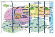 小米国际城交通图