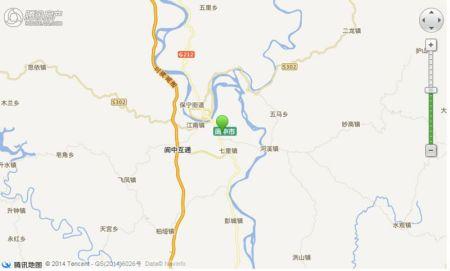 中润阆中国际商贸城