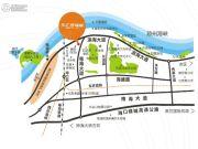 东汇西海岸交通图