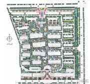 首创・加州郡府规划图
