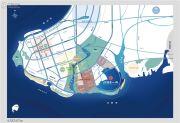 中信国安北海第一城交通图