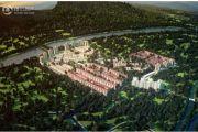 雅居乐小院流溪规划图
