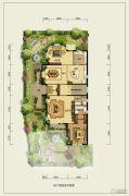 香江别墅II496平方米户型图
