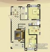 宏博锦园 高层0室0厅0卫125平方米户型图