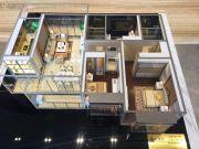 恒大悦府3室2厅2卫0平方米户型图