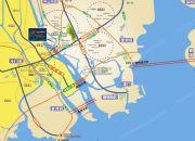 双城蓝岸规划图