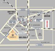 中海新城熙岸交通图