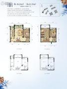 华宇温莎小镇3室2厅3卫81--96平方米户型图