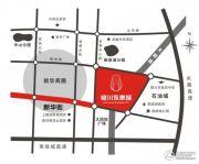 永泰城交通图