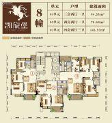 凯旋堡2室0厅0卫78--145平方米户型图