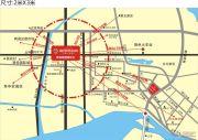 荆州卓尔城交通图