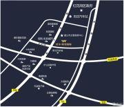 侨龙财智国际交通图