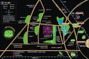 保利西子城交通图