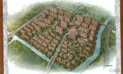 花园半岛 高层规划图
