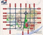傲湖铂岸交通图