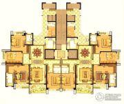 雅居乐滨江国际0室0厅0卫228平方米户型图