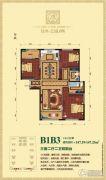 佳木・公园1983室2厅2卫147平方米户型图