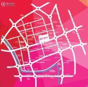 智汇时代交通图