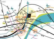 统建新干线交通图