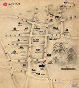 筑和・江南岸交通图