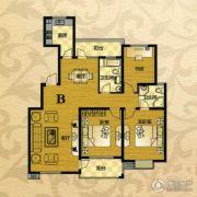 芙蓉山庄3室2厅2卫129平方米户型图