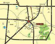 彰泰滟澜山交通图