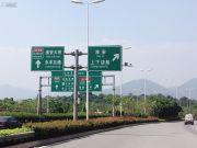 金辉淮安国际住区交通图