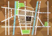 宿迁中央广场规划图