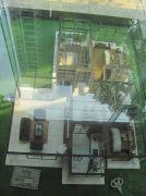 美巢蓝钻3室2厅2卫138平方米户型图
