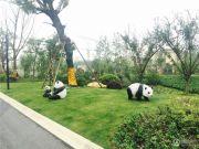 明发江湾新城实景图