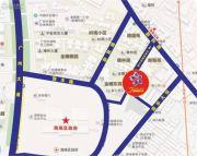星信国际公寓交通图