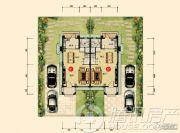花溪碧桂园0平方米户型图